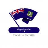 Virgin Islands - UK national flag logo