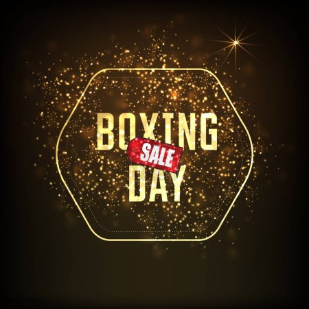 banner of boxing day sale