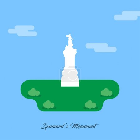 single monument poster