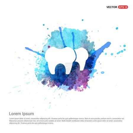 teeth, dentistry icon