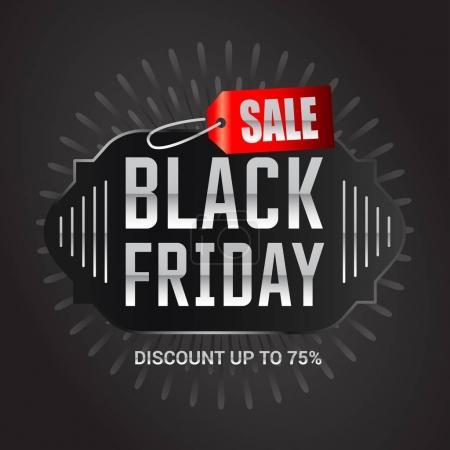 Banner of black friday sale