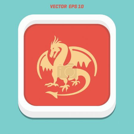 Viking Dragon icon