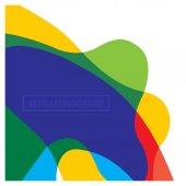 colorful wavy pattern