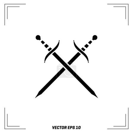 Viking Cross Swords