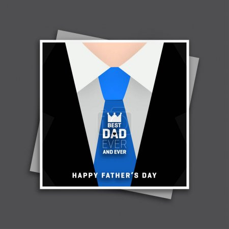 flyer design for Fathers Day