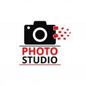 camera flat logo