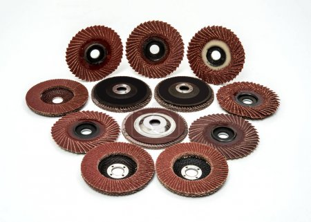Industrial Flap Sanding Grinding Discs Polishing Wheels