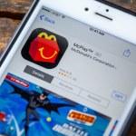 LAS VEGAS, NV - September 22. 2016 - McDonald's Mc...