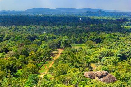 Sigiriya Sri Lanka January 4