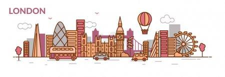 London city banner