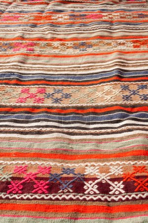 Handmade Turkish rug