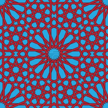 Islamic seamless pattern