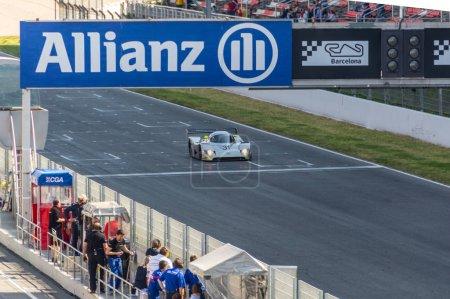 MERCEDES C11 in Circuit de