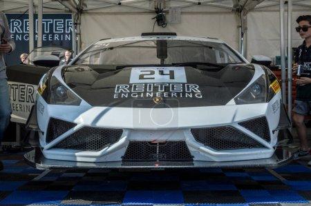 APRIL 2015 Lamborghini Gallardo GT3