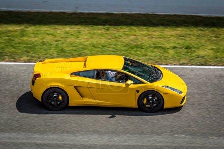 APRIL 2015 Lamborghini Gallardo in