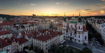 Prague is the capital and largest city in the Czech Republic