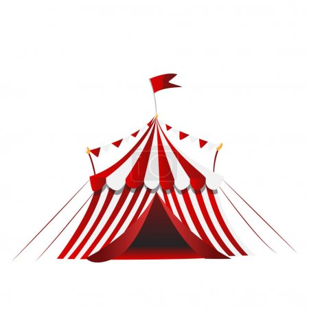 circus tent performances presentation show