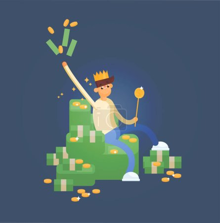 earn money illustration