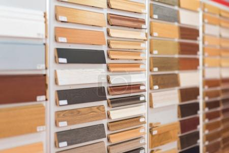 Photo for Selection of picture frames on display - Royalty Free Image