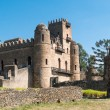 Ethiopia, Gondar, the Emperor's palace...