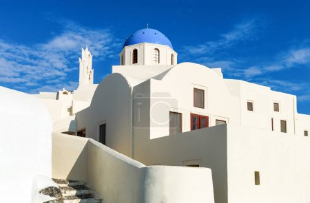 The places of Santorini