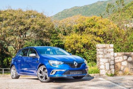 Renault GT Sport 2017 Test
