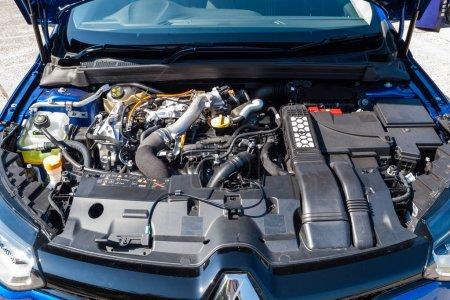 Renault GT Sport 2017 Engine