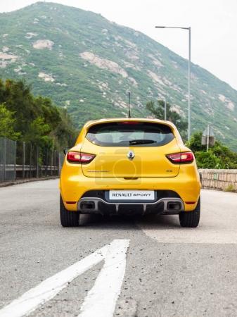 Renault CLIO RS 2017 Test