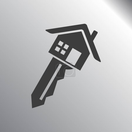 house key icon