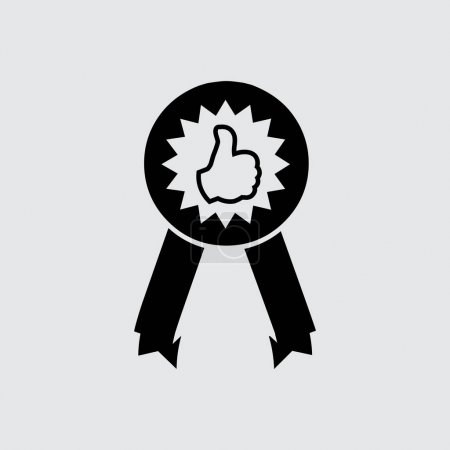 emblem flat icon