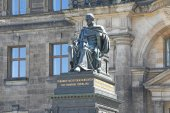 Monument to Friedrich August I, Dresden