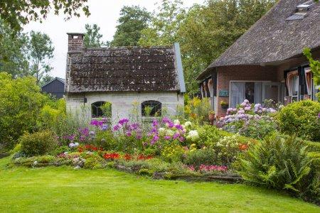 GIETHOORN IN NETHERLANDS