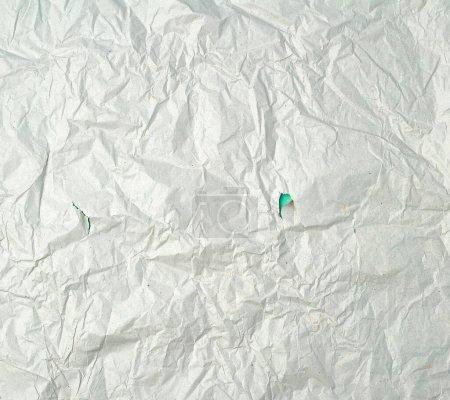 Photo pour Feuille de papier vide et effilochée de couleur grise, cadre complet - image libre de droit