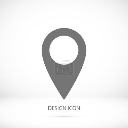 gps marker icon