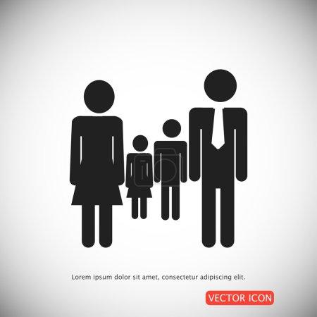 family members icon