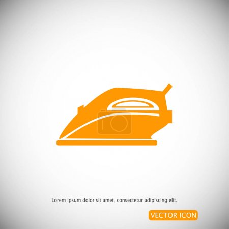 household iron icon