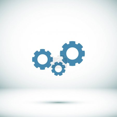 gears setting icon