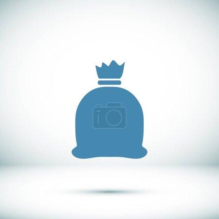 banking bag icon