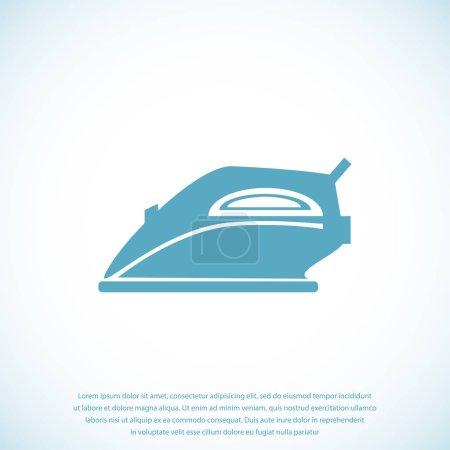 iron press icon