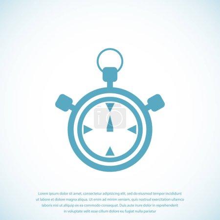 Stopwatch sport Icon
