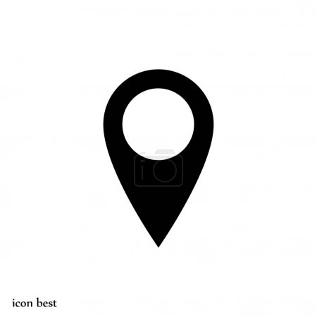 gps pin icon