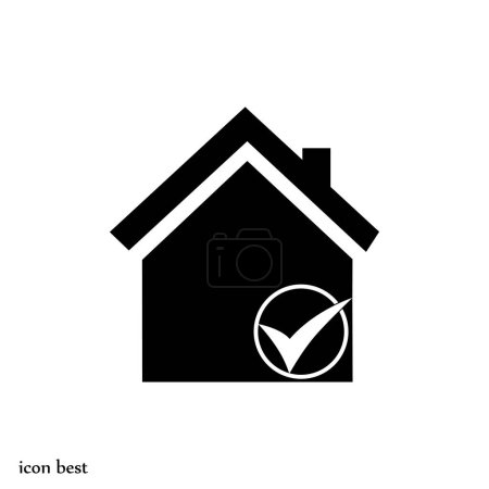 Home simple icon