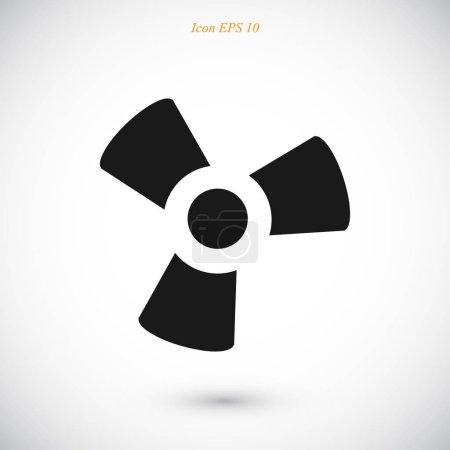 fan or propeller icon