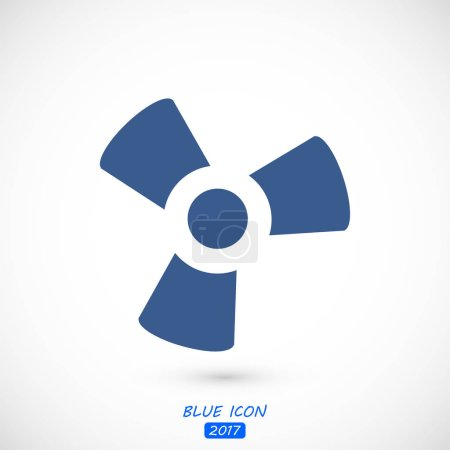 fan and propeller icon