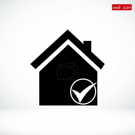 House simple icon