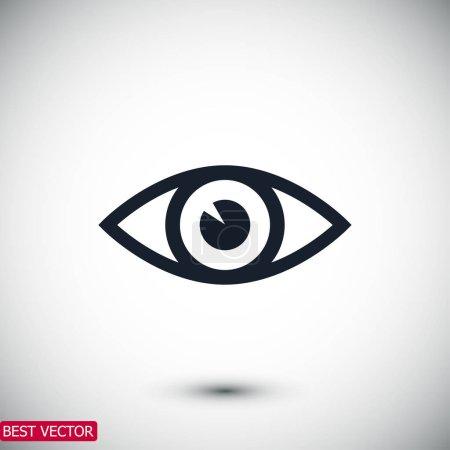 Eye web icon