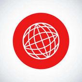 globe simple icon