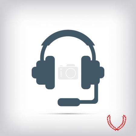 headphones web icon