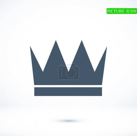 crown sign icon