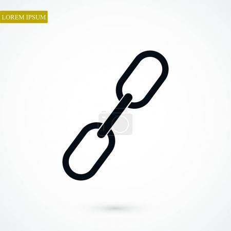 chain web icon